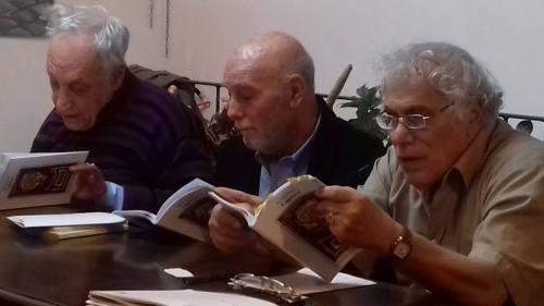 Presentazione Antonio Sagredo Salvatore Martino Sabino Caronia aprile 2017