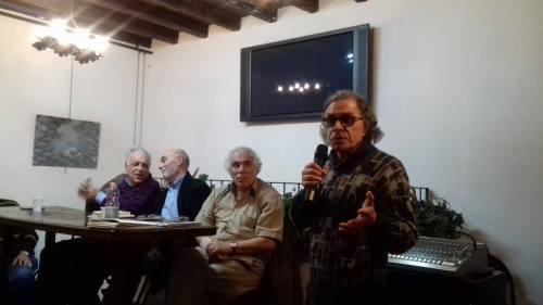 Carlo Livia Aleph, Roma, 2017