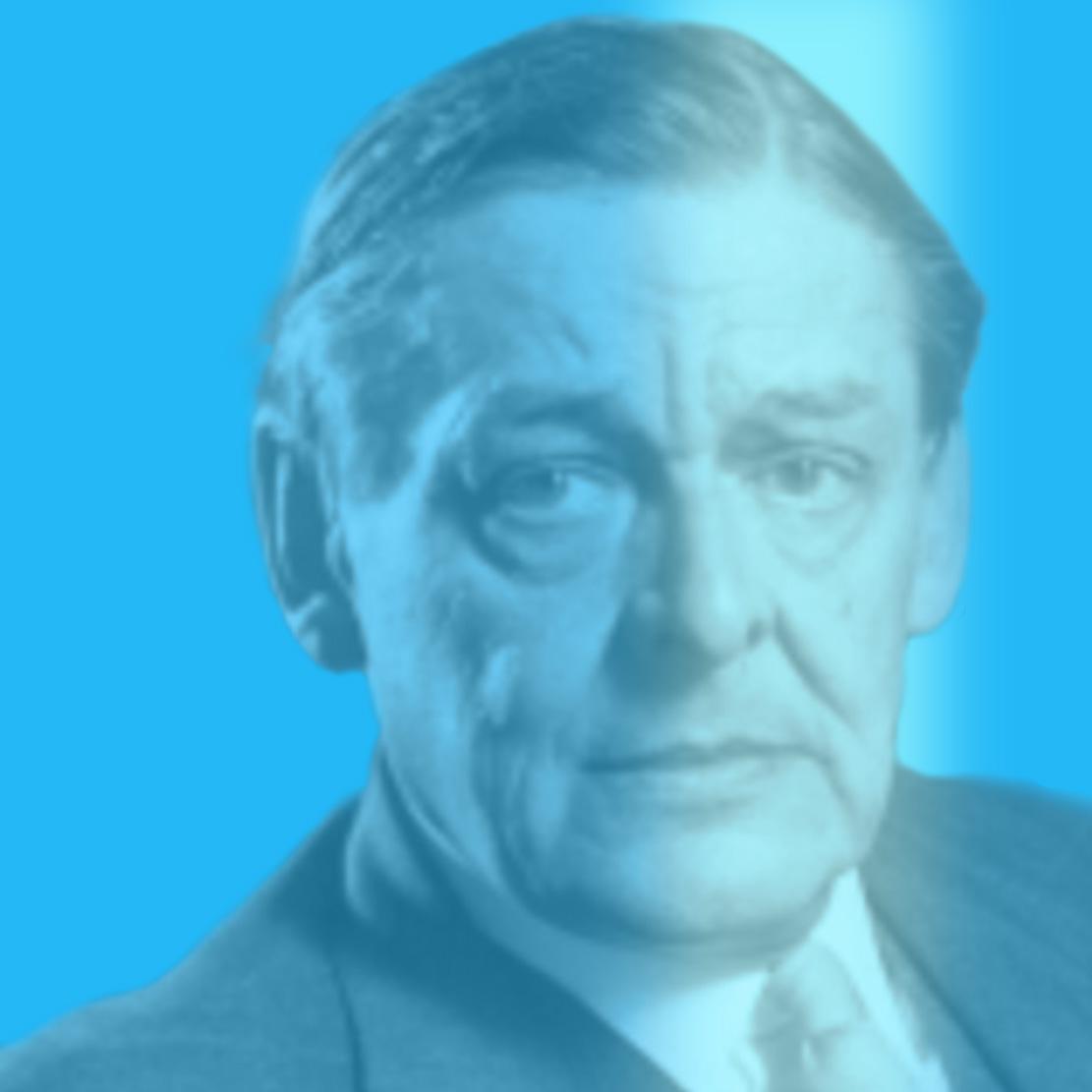 Onto T. S. Eliot