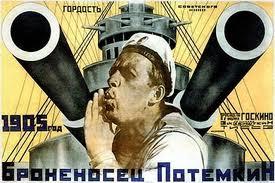 Il manifesto de «La corazzata Potëmkin» (1925)