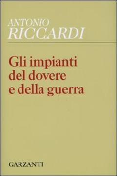 Antonio Riccardi Gli impianti Cover