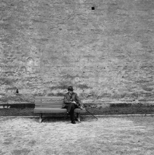 foto Gunnar Smoliansky - Sodermalm, 1956
