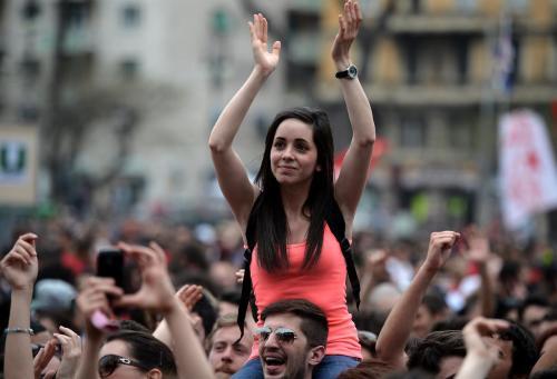 Roma giovani