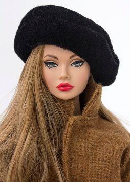Foto doll col colbacco