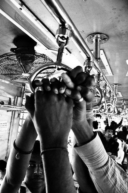 Foto il trasporto pubblico