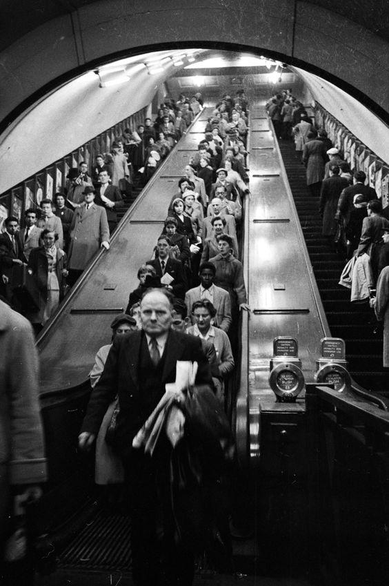 Foto in Subway 50 years