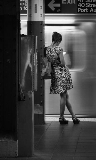 Foto in Subway