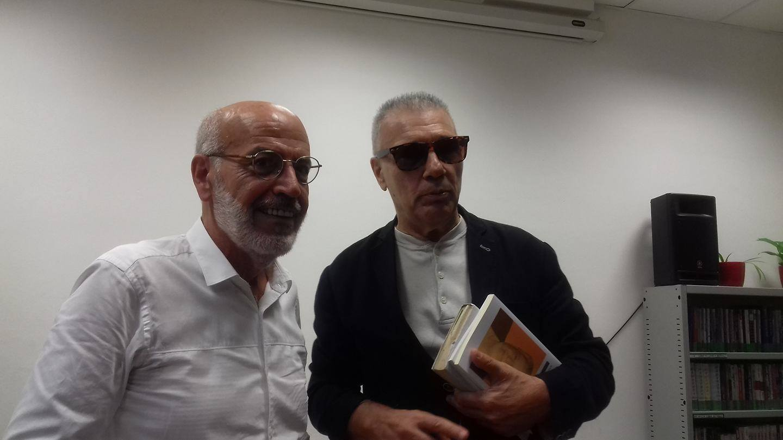Giorgio Linguaglossa Franco Di Carlo 5 ot 2017