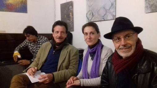 Presentazione Steven Grieco Chiara Catapano Franco Di Carlo