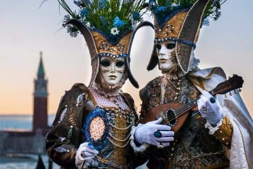Carnevale con violino
