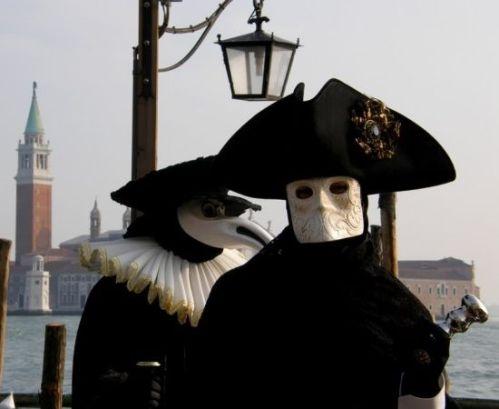 Carnevale Il Corvo e il Signor K