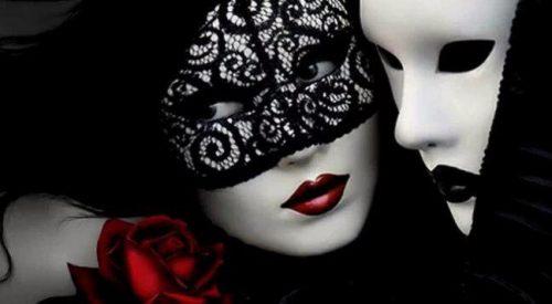 Carnevale maschere femminili