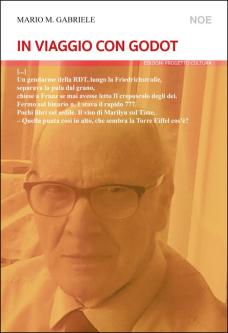 Mario Gabriele In viaggio con Godot cover 1