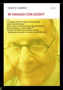 Mario Gabriele In viaggio con Godot Cover gialla
