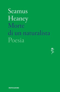 Seamus Heaney morte di un naturalista Cover 2014
