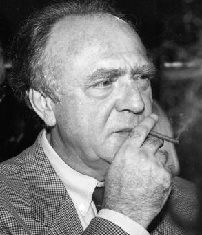 Alberto Bevilacqua al Premio Strega il 02 luglio 1992. ANSA