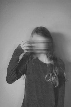 Foto Dolore senza volto