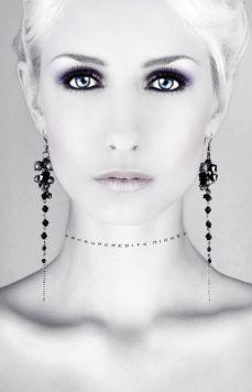 Foto femme diafane