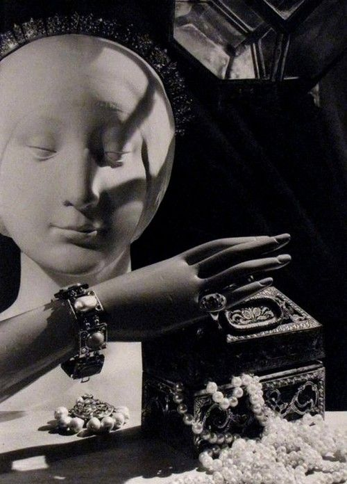 Foto Man Ray stilleven