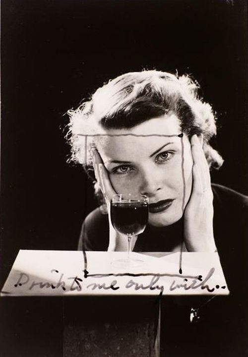 Foto Man Ray Linda Lee