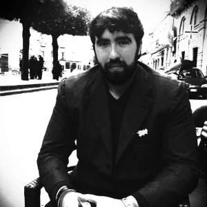 Antonio Sacco bianco e nero