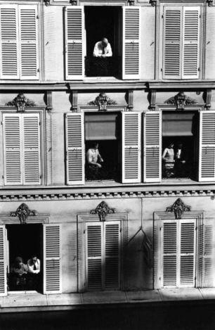 Foto Édouard Boubat Quartier Latin. Paris (1968)