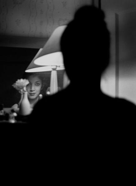 Foto Jason Langer 1998 lo specchio