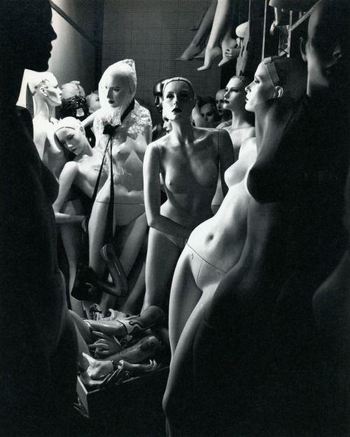 Foto Jason Langer, Mannequins, 1993