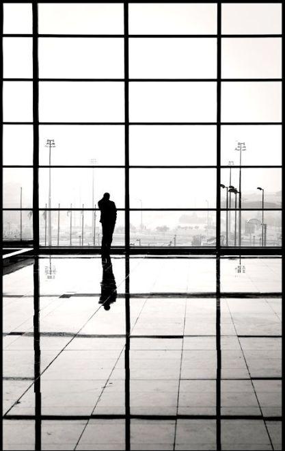 Foto solitudine