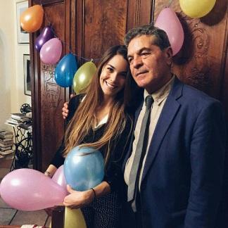 Gino Rago e Alejandra