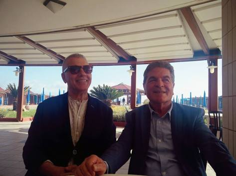 Giorgio Linguaglossa Gino Rago