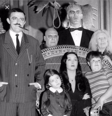 Foto Famiglia Adams