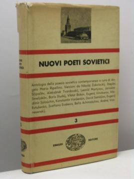 Boris Sluckij nuovi-poeti-sovietici 1990