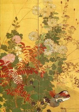 giapponese l'opera di migliore allievo Kiitsu Suzuki ( 1796 - 1858 )