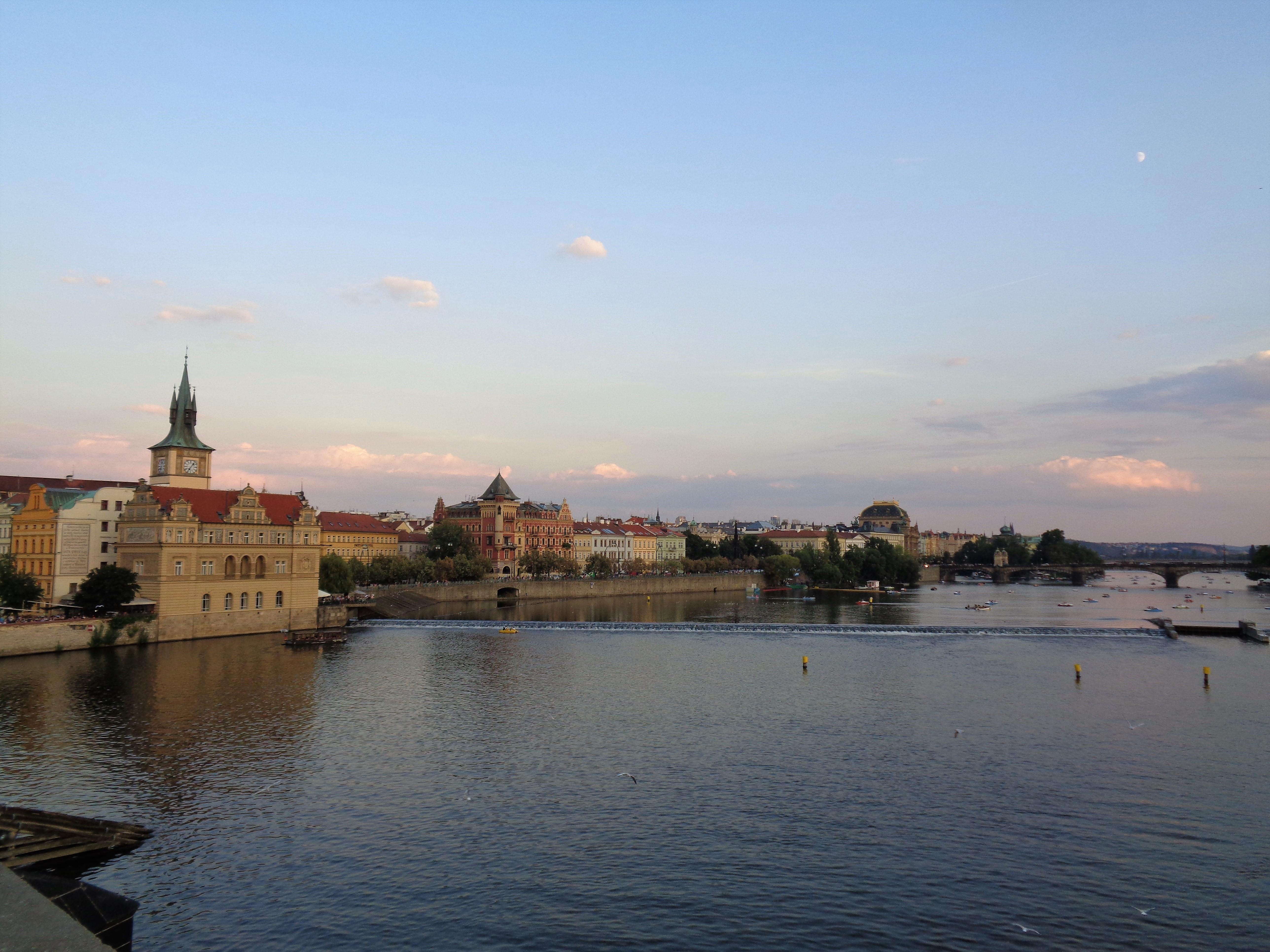 Praga, Moldava 1