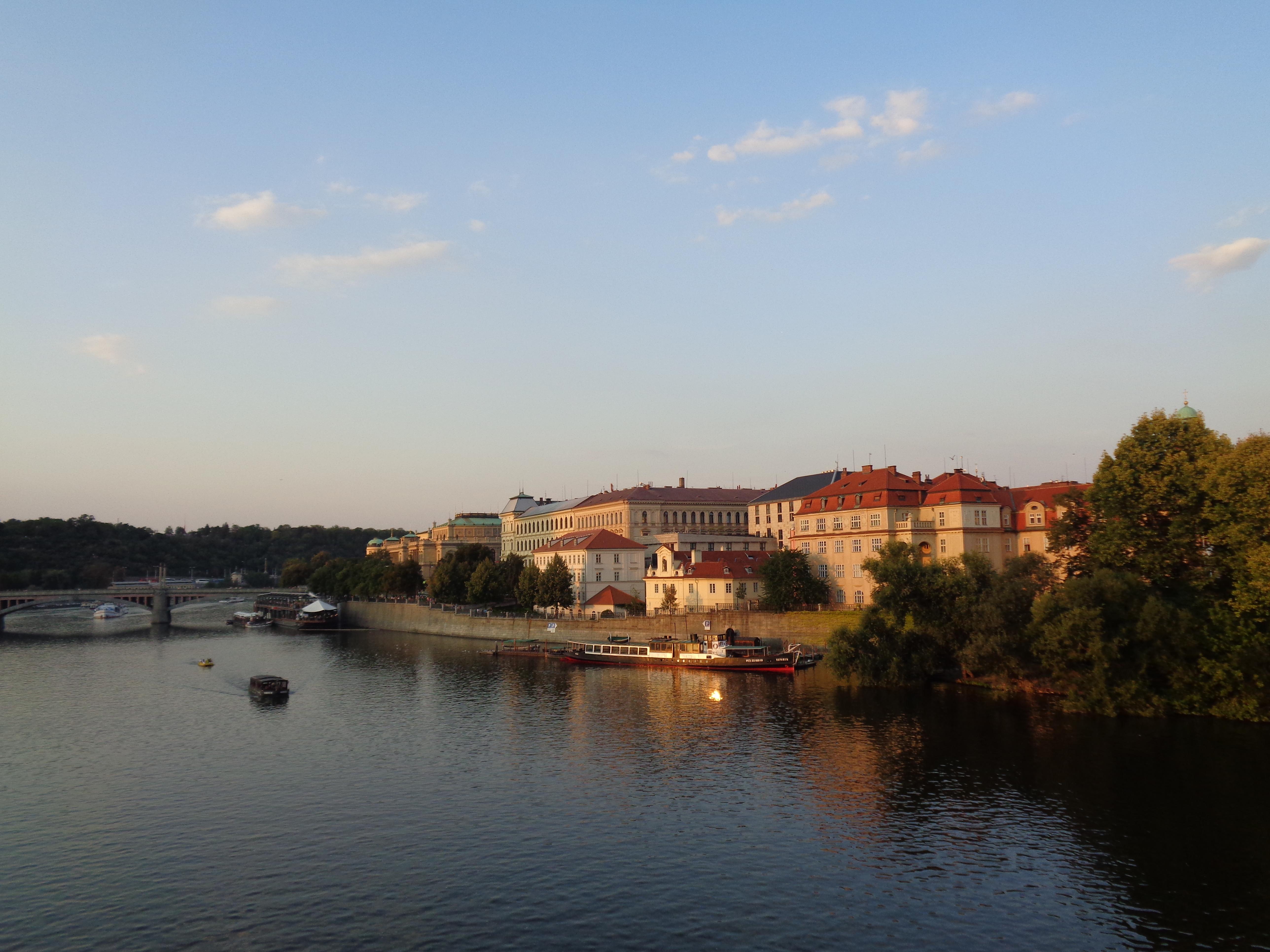 Praga, Moldava