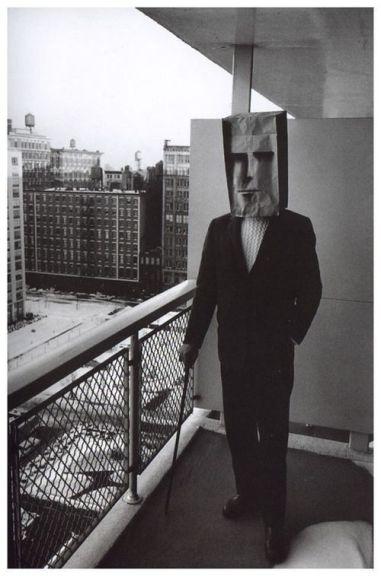 Foto Saul Steinberg 1961-1962