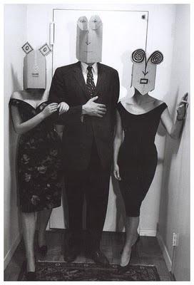 Foto Saul Steinberg Masquerade, 1959-1961