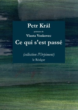 Petr-Kral-Ce qui s'est passé