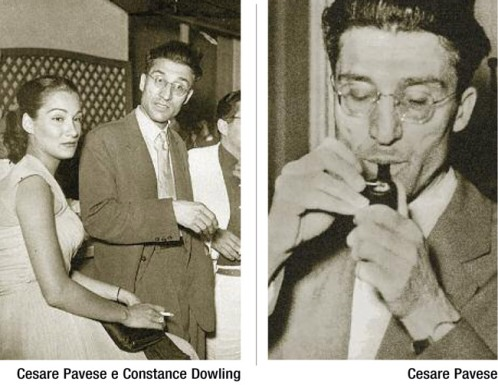 cesare pavese con constance dowling