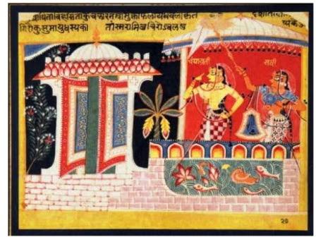 chaurapanchasika-paintings 1