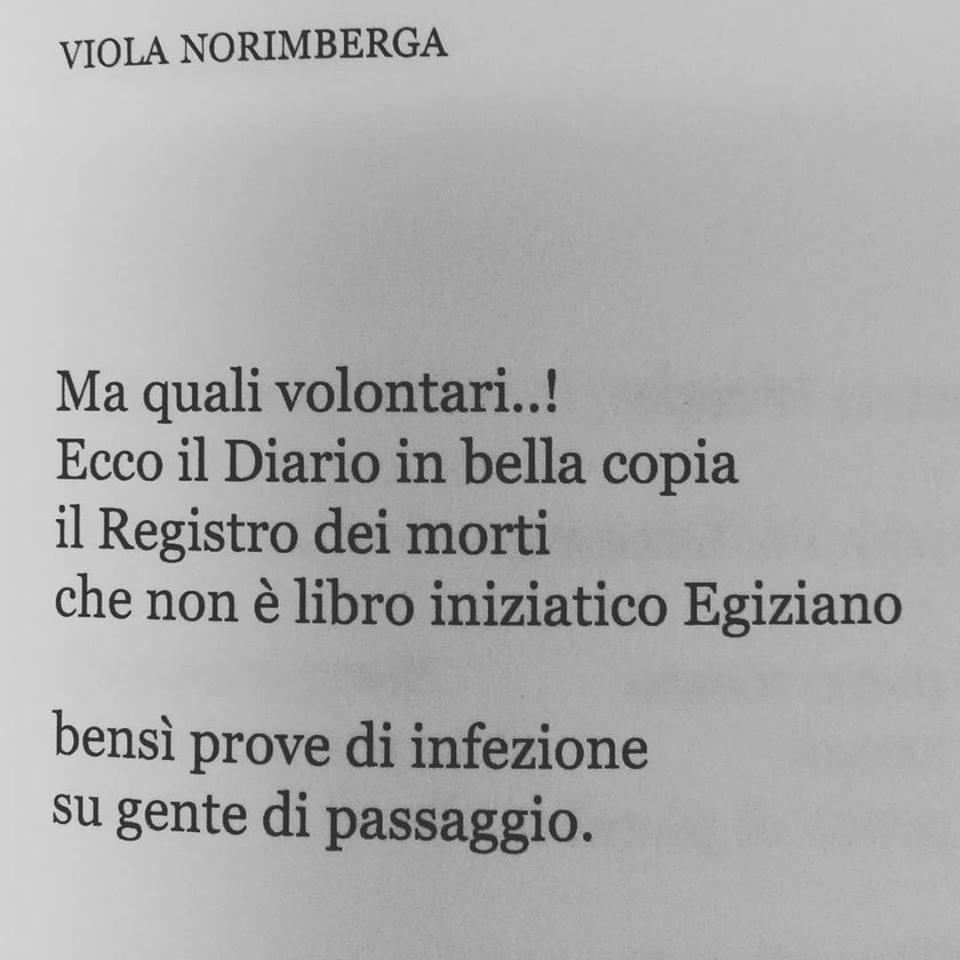 Letizia Leone 1 frase Viola nrimberga