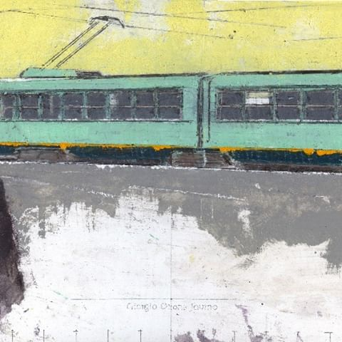 Giorgio Ortona vagoni 1