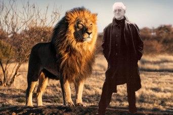 Alfredo de Palchi e il Leone