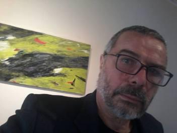 Lucio Mayoor Tosi selfie