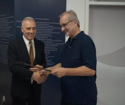 Predrag Bielosevic e Giorgio