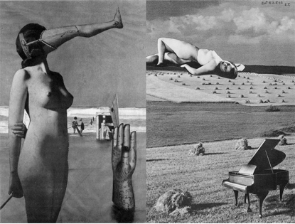 Foto Karel teige collage 1