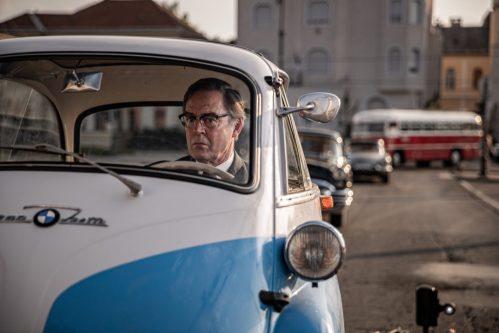 Foto Vopos Verso la libertà a bordo della BMW Isetta, Una storia vera