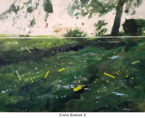 Covid garden 2BASSA