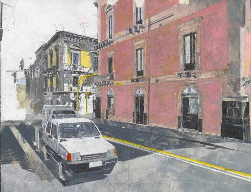 Giorgio Ortona Catania, 2017 24x30 cm